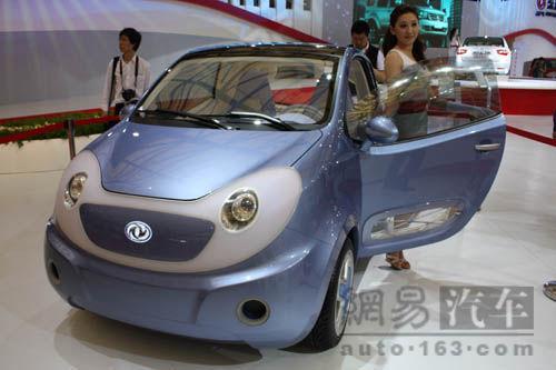 吸引眼球的10款自主电动车高清图片